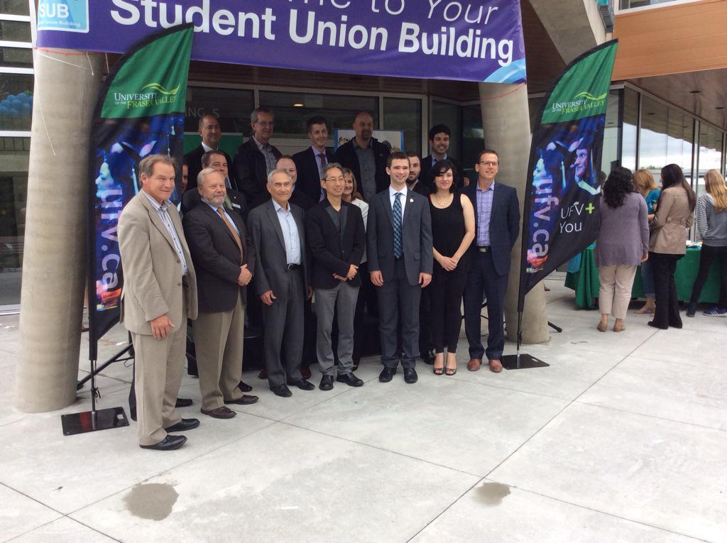 UFV Grand Opening